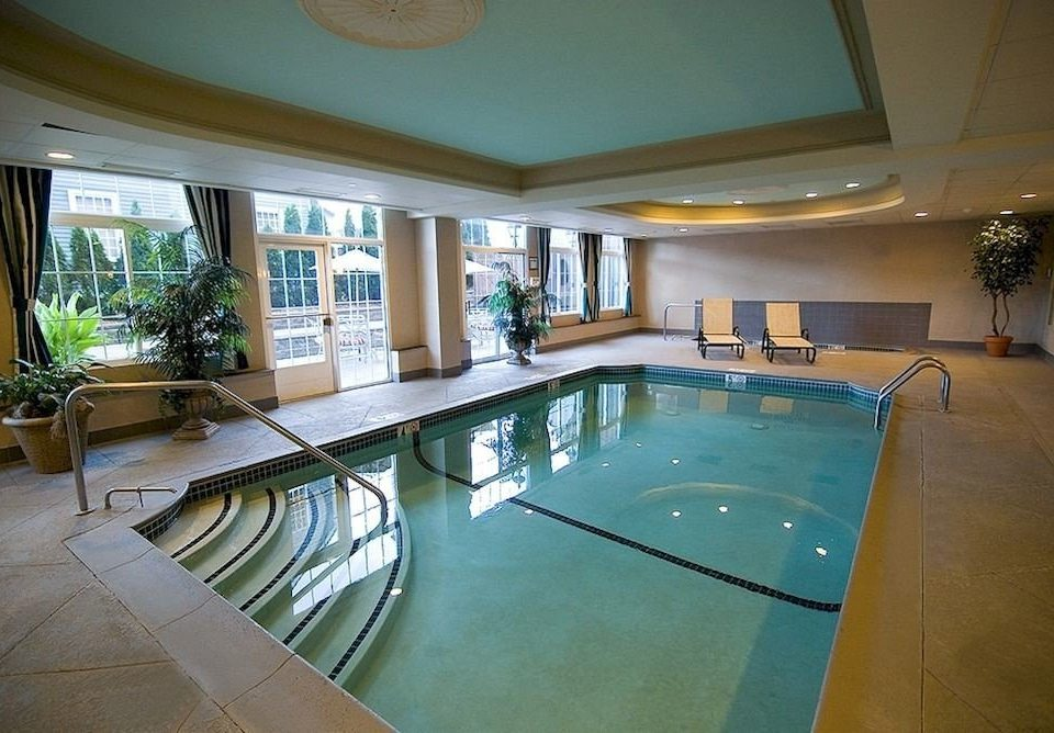 swimming pool property green home condominium mansion Resort Villa