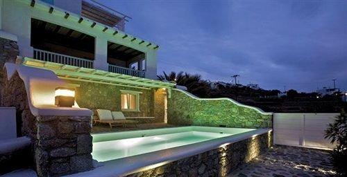 property mansion swimming pool Villa condominium home screenshot Resort landscape lighting