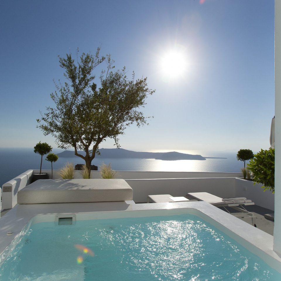 sky swimming pool property house Villa home condominium Resort