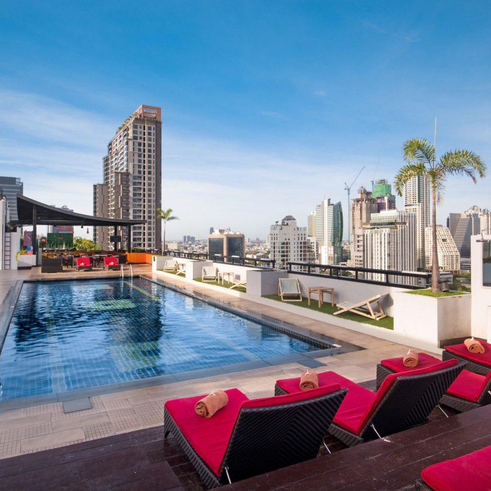 leisure swimming pool property Resort condominium waterway Villa