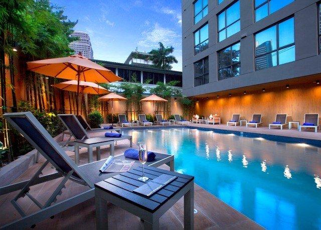 swimming pool property leisure Resort condominium Villa