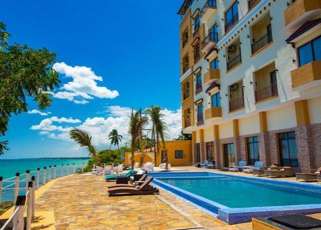 sky condominium swimming pool property leisure Resort Villa plaza mansion palace