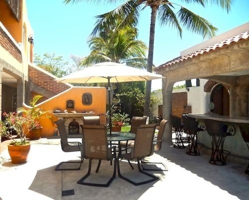 property Villa Resort hacienda home cottage restaurant cuisine