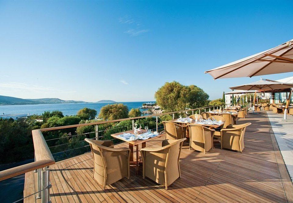 sky leisure property swimming pool Resort Villa wooden walkway cottage outdoor structure dock