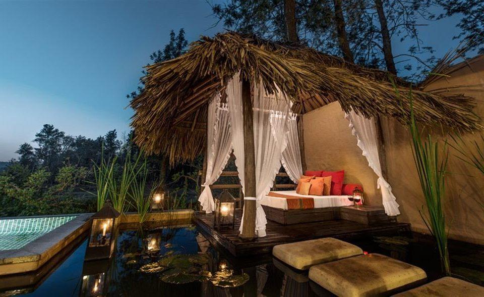 tree property Resort Villa hut cottage eco hotel