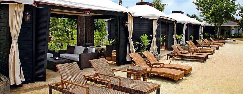 ground property Resort wooden cottage home Villa eco hotel restaurant