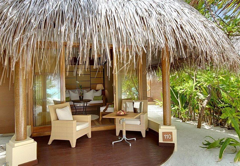 property Resort Villa eco hotel gazebo cottage hut roof