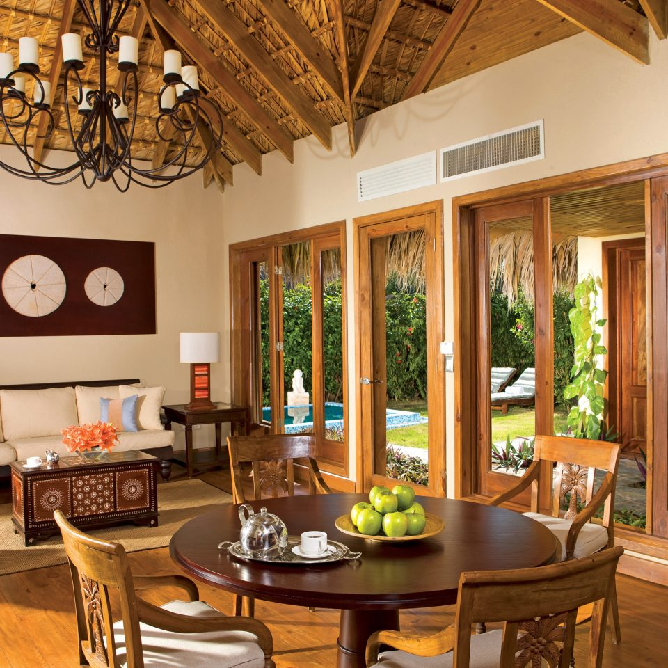 property home living room cottage farmhouse Villa Resort