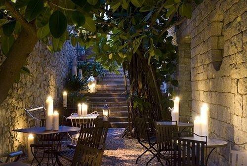 property Resort lighting landscape lighting restaurant Villa hacienda cottage mansion