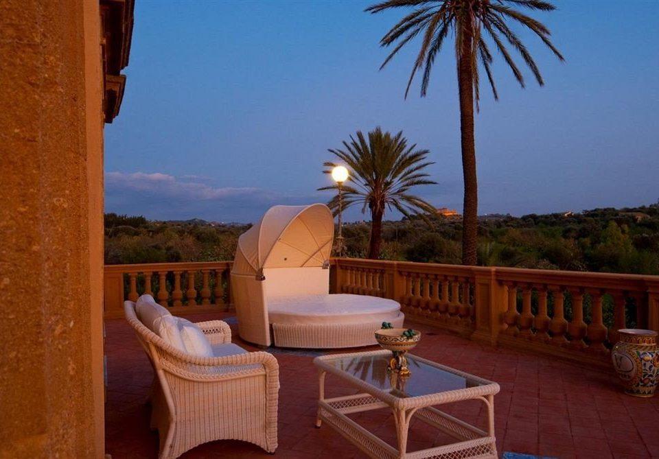 sky property palm Villa Resort hacienda home cottage swimming pool