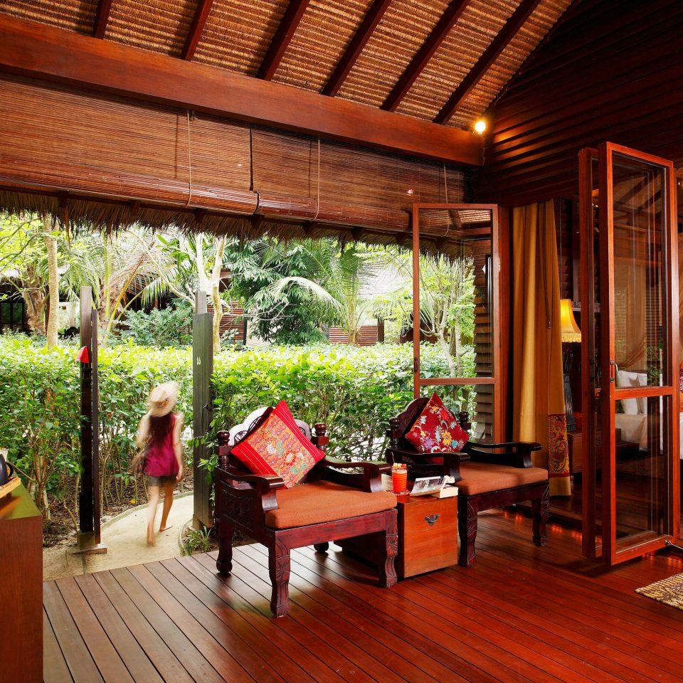 property Resort home cottage living room Villa porch
