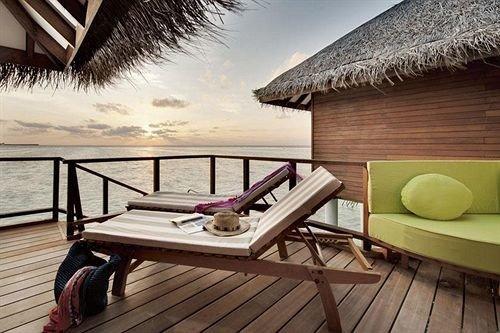 property wooden Villa cottage home Resort living room