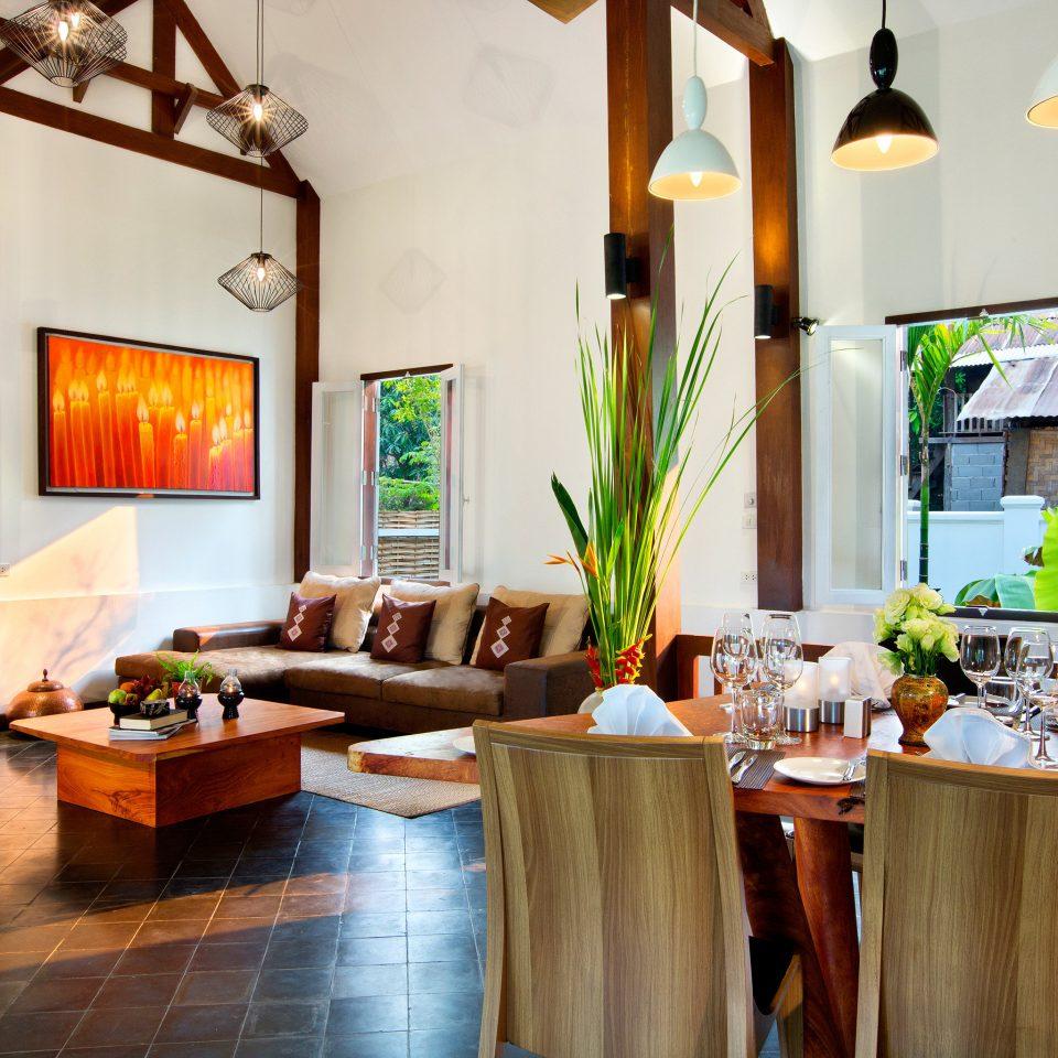 property home restaurant Resort Villa living room cottage