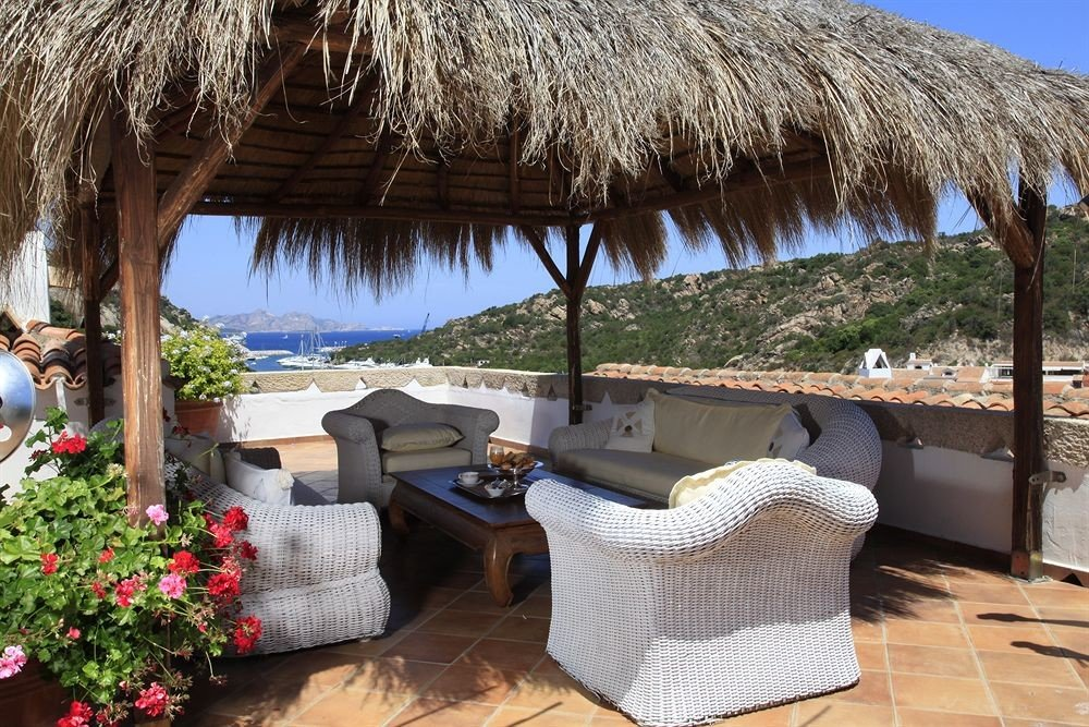 water property Resort Villa hut cottage roof