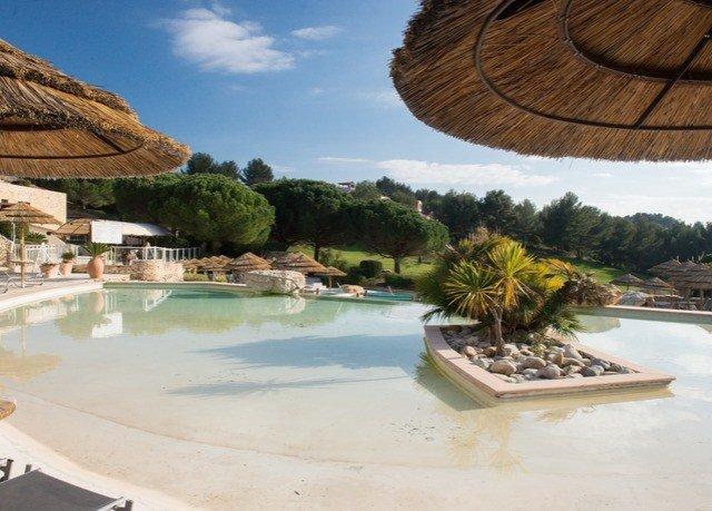 sky swimming pool property Resort Villa hacienda mansion shore day