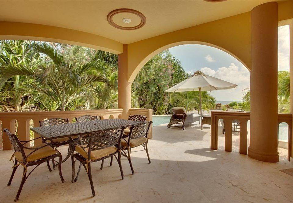 property Resort Villa home hacienda mansion dining table