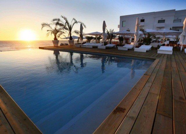 sky water swimming pool property leisure Resort dock Villa