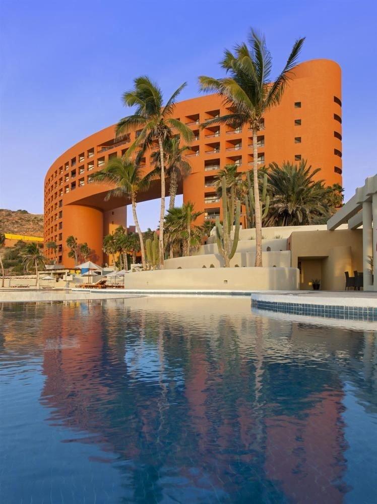 water sky swimming pool Resort marina dock palace Villa