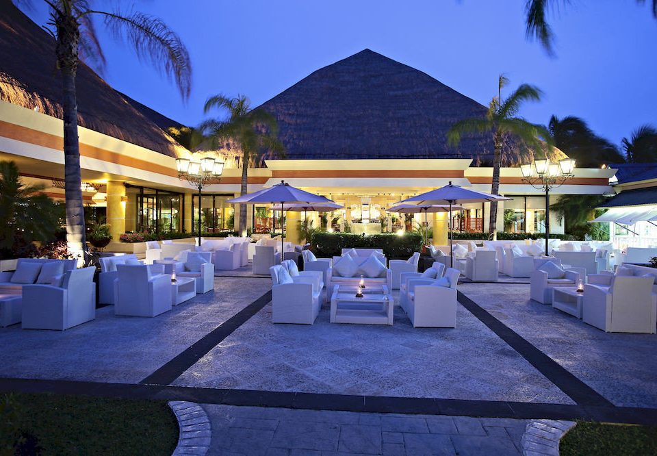 sky Resort restaurant function hall Villa mansion lined