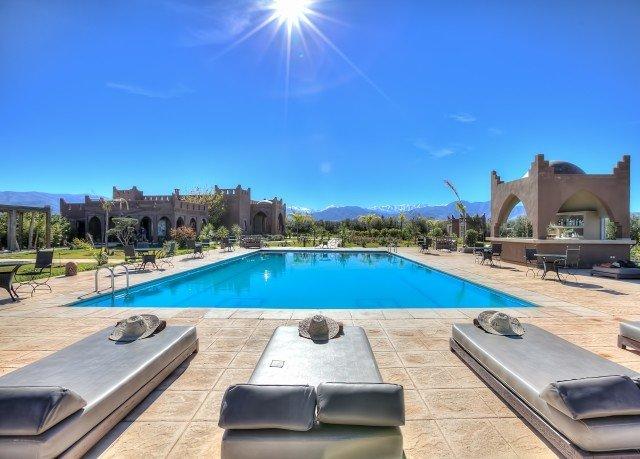 sky ground swimming pool property Villa Resort sandy