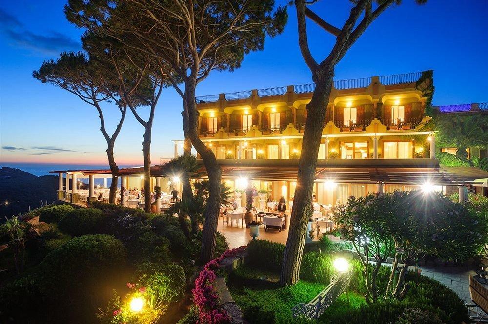 tree sky property Resort light mansion landscape lighting Villa palace plant hacienda