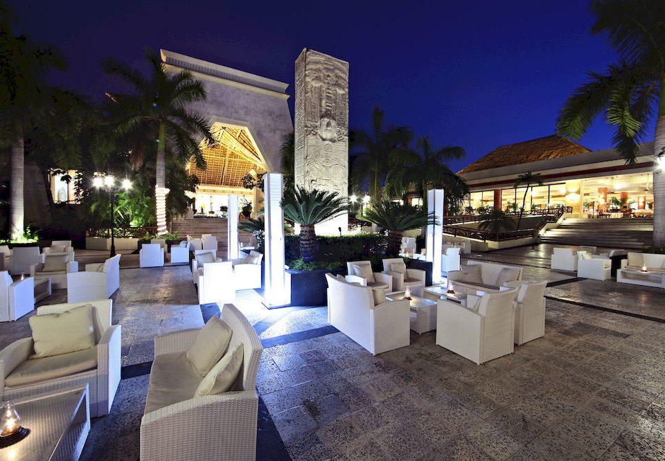 property restaurant Resort lighting Villa plaza mansion hacienda