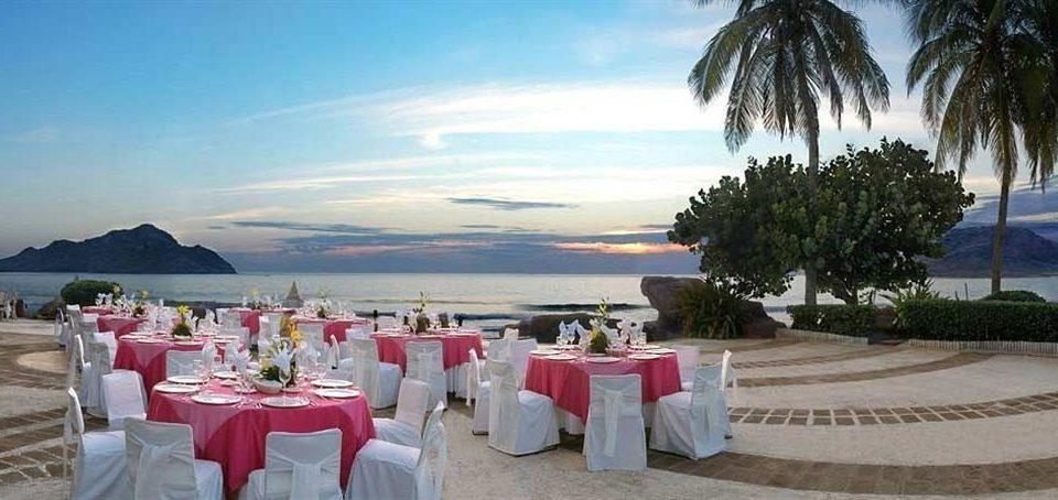 tree property Resort restaurant Villa hacienda overlooking