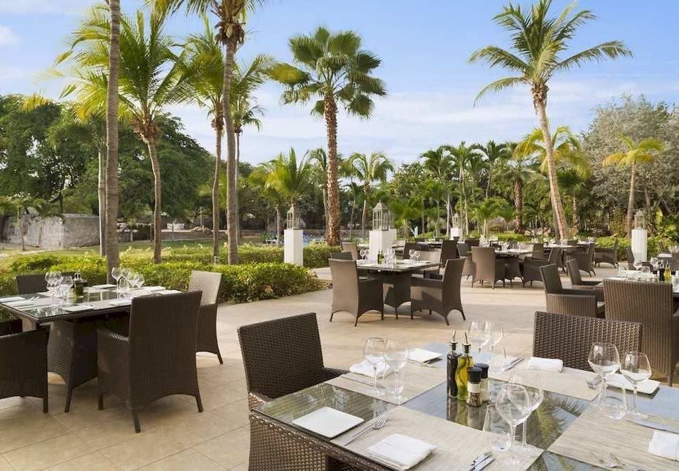tree sky palm property Resort restaurant plaza Villa hacienda set