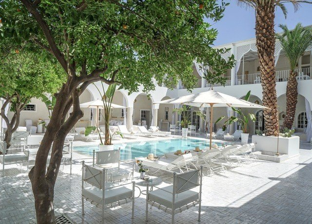tree property Resort Villa hacienda