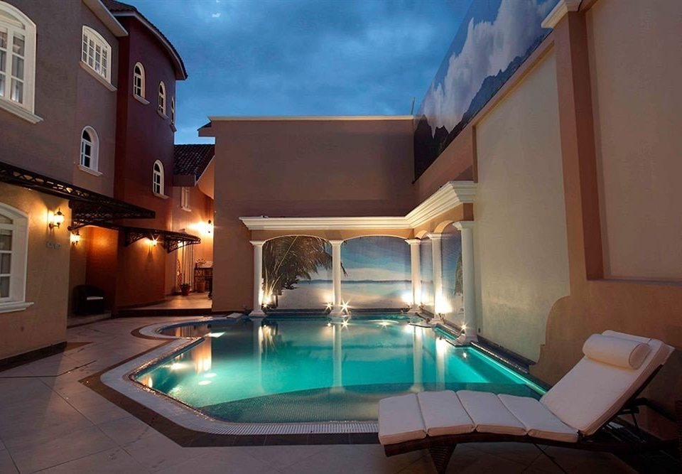 swimming pool property house Villa Resort home mansion
