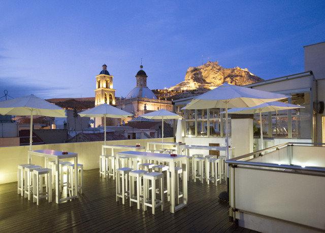 sky property Resort Villa restaurant home