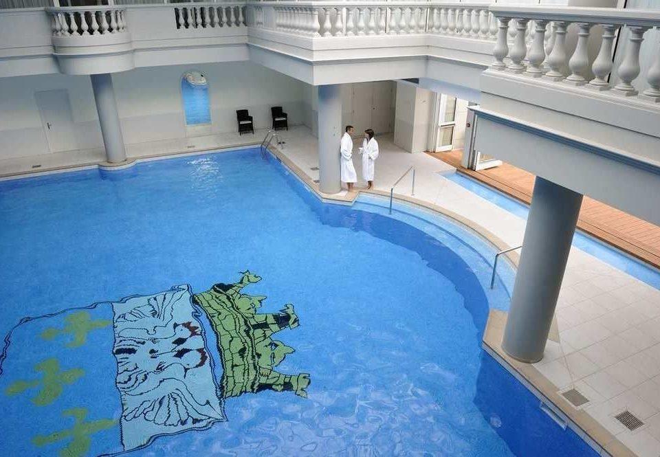 swimming pool property leisure Villa mansion Resort