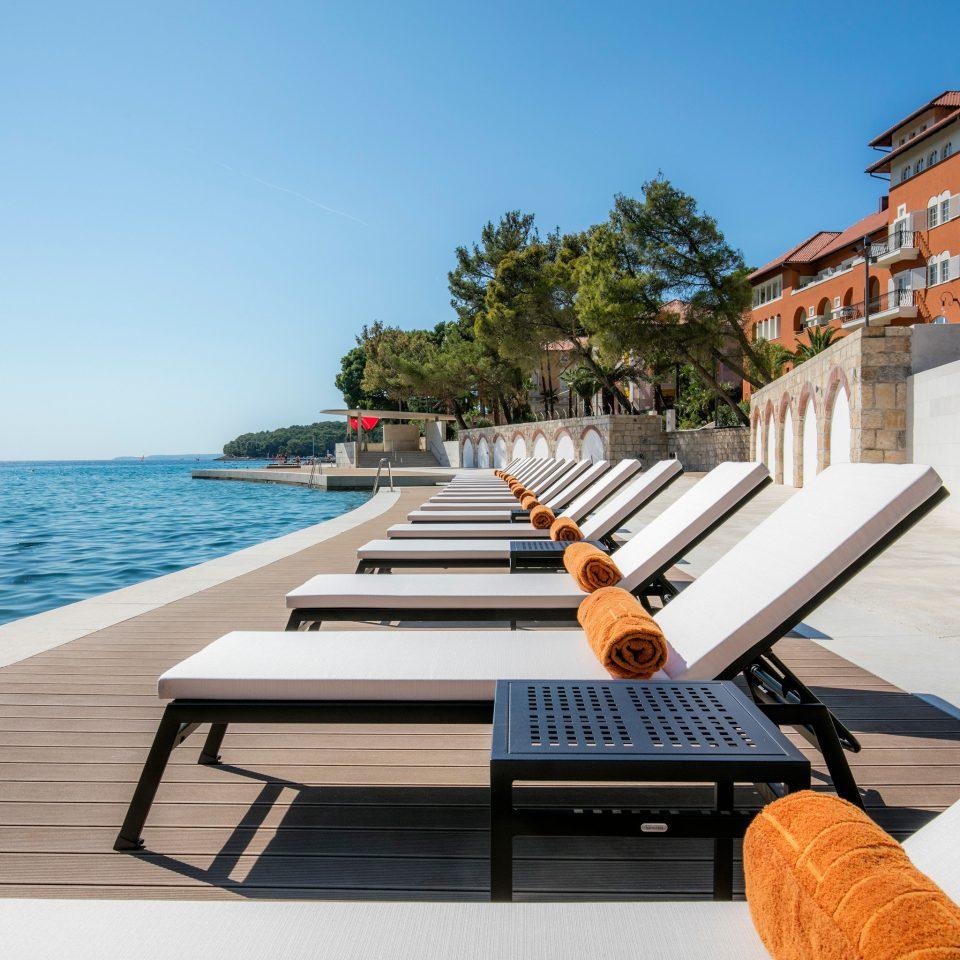 sky leisure property swimming pool Villa Resort vehicle walkway shore