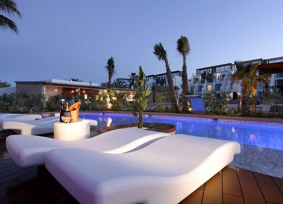 sky swimming pool leisure property Resort Villa