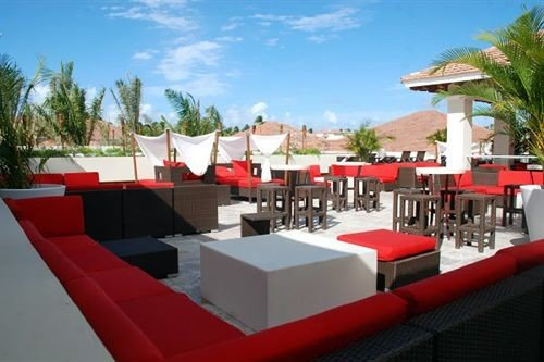 sky red leisure restaurant Resort Villa