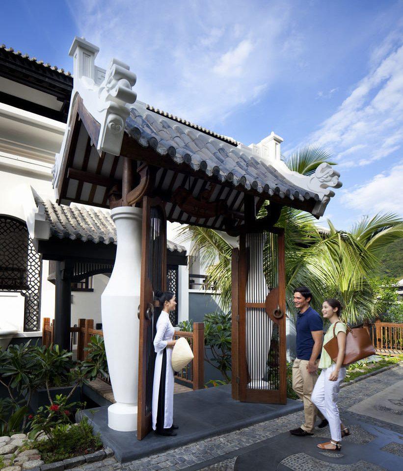 sky Resort outdoor structure Villa
