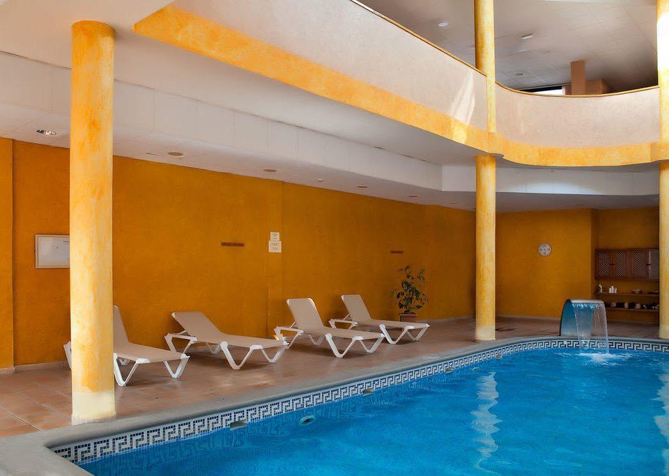 swimming pool property yellow Resort Villa