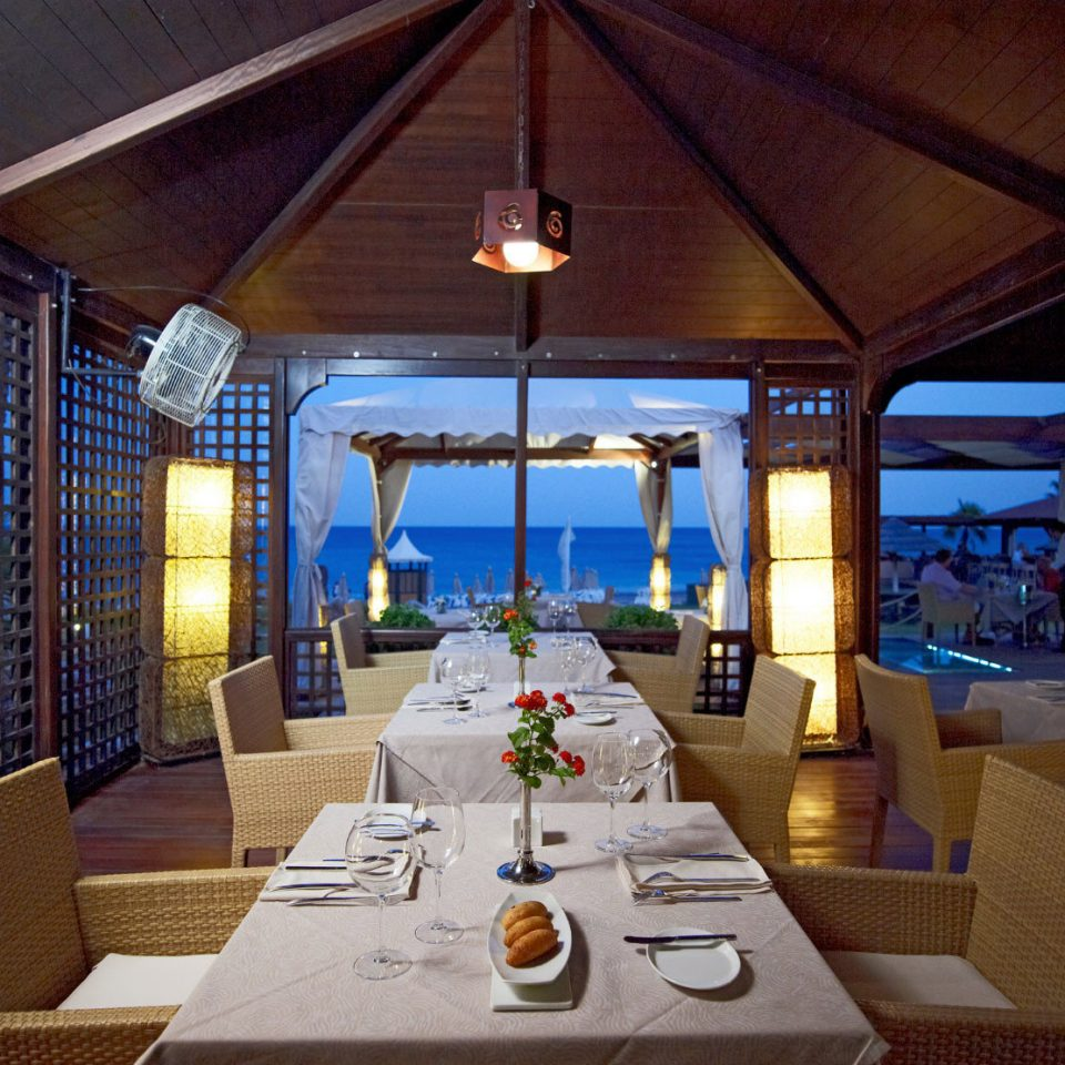 Resort restaurant Villa