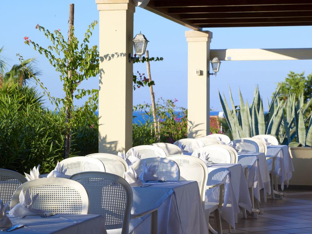 tree sky restaurant Resort Villa