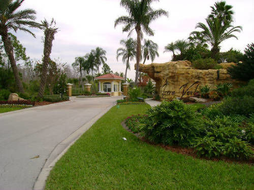 grass tree sky property home green Resort residential area lawn Villa plant Village walkway yard hacienda mansion arecales lush