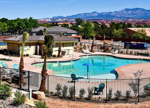 sky swimming pool leisure property Resort home Village Villa