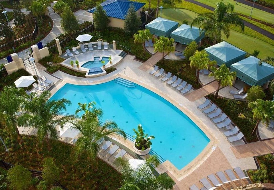 tree swimming pool leisure Water park Resort property amusement park condominium mansion park resort town Villa
