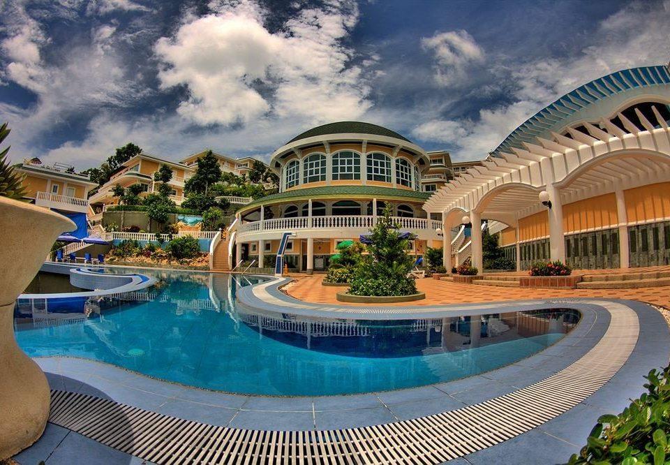 swimming pool leisure property Resort resort town palace Water park mansion Villa amusement park condominium