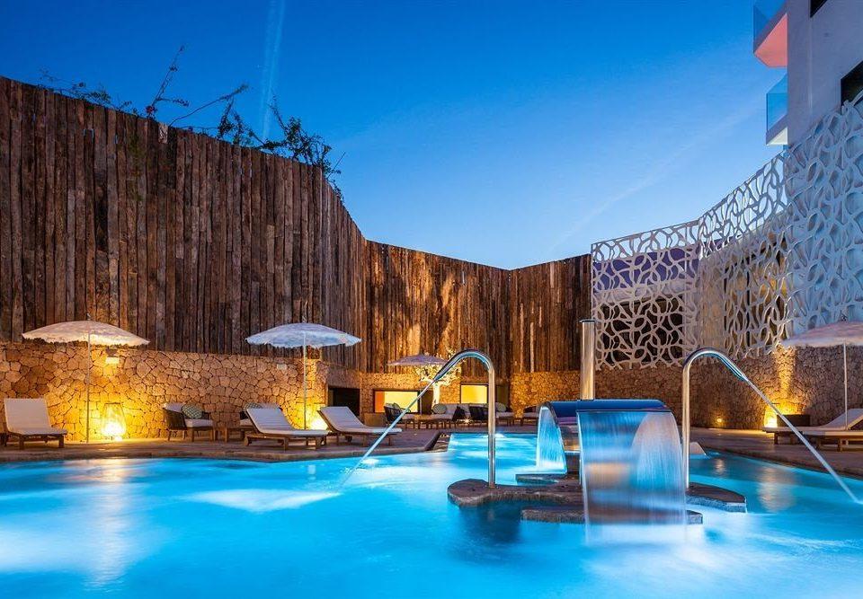 sky leisure swimming pool Resort blue resort town Water park Villa