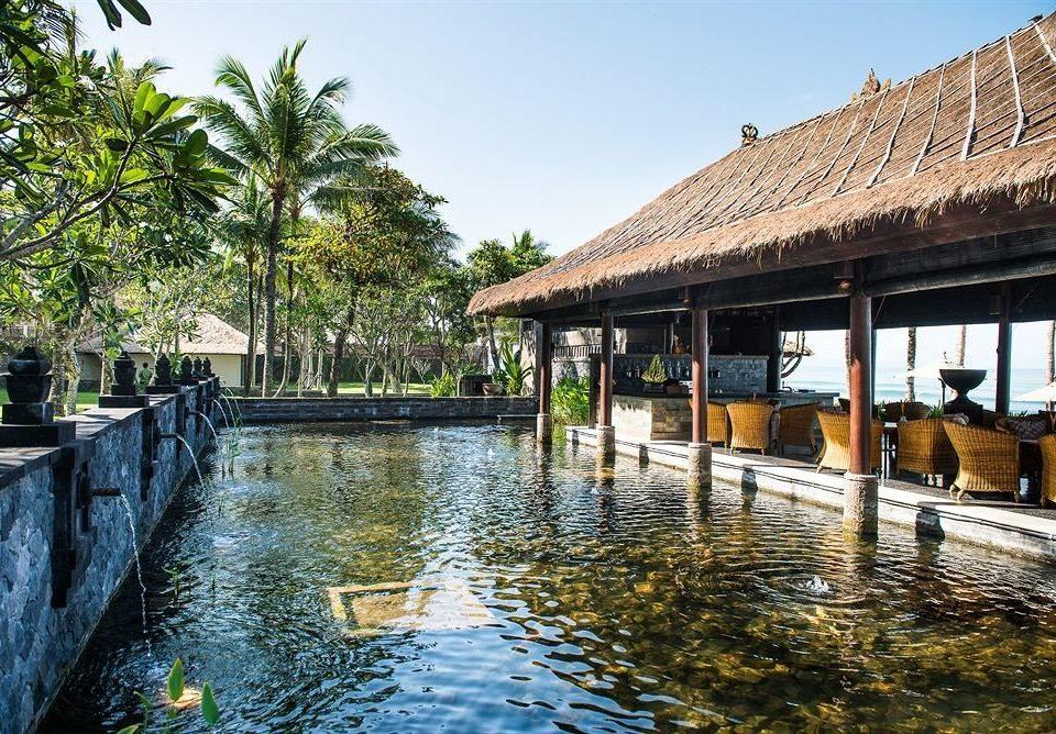 building sky water Resort Village waterway old