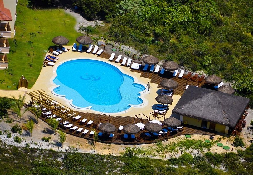 grass leisure swimming pool Resort aerial photography Water park amusement park park Village