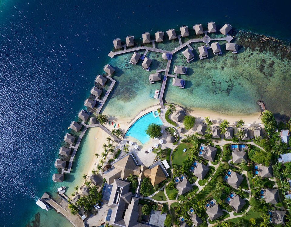 bird's eye view aerial photography photography atmosphere of earth residential area urban design marina plant Water park artificial island screenshot Resort amusement park mansion