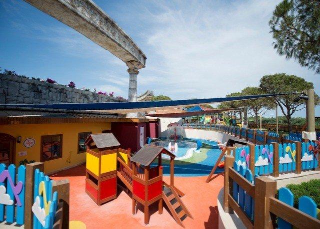 sky leisure Resort amusement park Water park park colorful