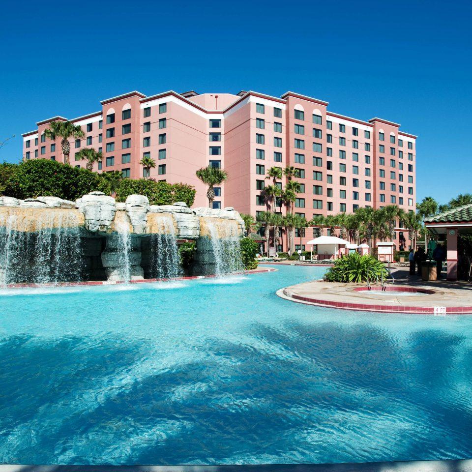 sky leisure swimming pool Resort condominium resort town Water park amusement park