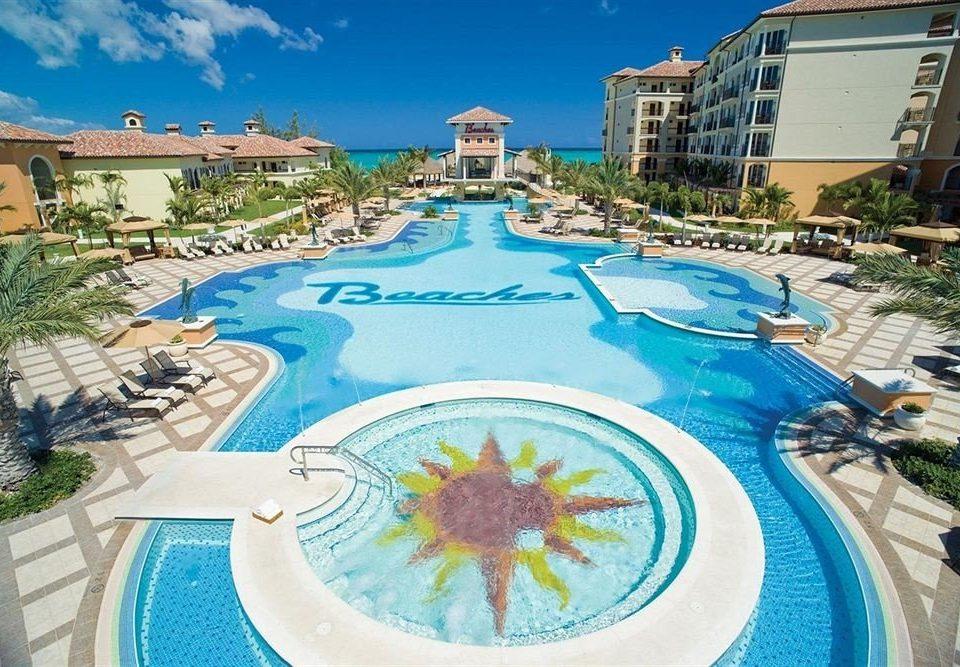 plate swimming pool leisure property Resort Water park amusement park mansion resort town park condominium palace